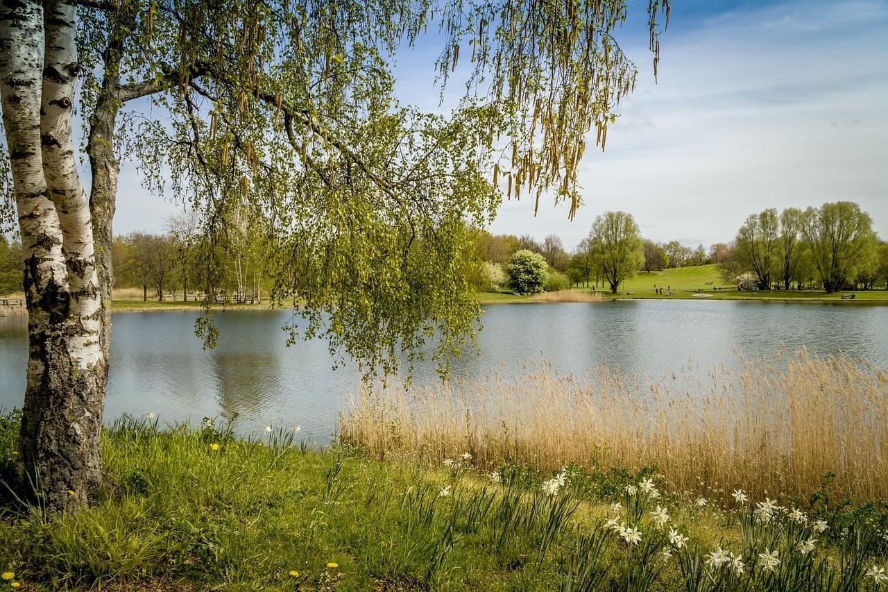 Britzer Garten, Pixabay